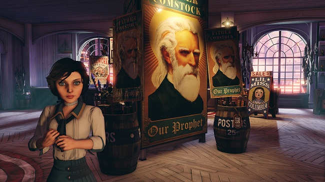 BioShock Infinite pc imagen 2