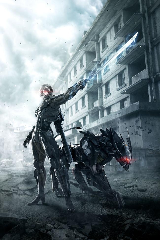 Metal Gear Rising Revengeance imagen 1