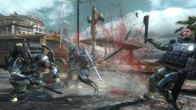 Metal Gear Rising Revengeance imagen 3