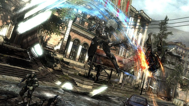 Metal Gear Rising Revengeance imagen 4