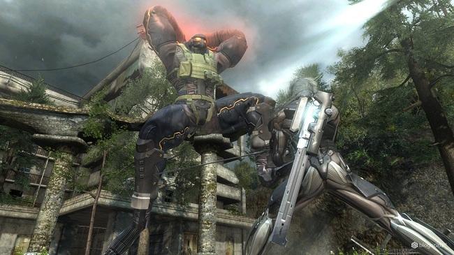 Metal Gear Rising Revengeance imagen 6