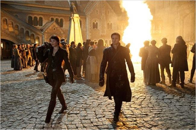 Hansel y Gretel Cazadores de Brujas imagen 2