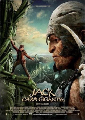 Jack el Caza Gigantes cartel