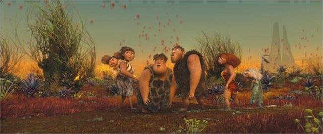 Los Croods Una aventura prehistórica imagen 3