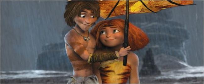 Los Croods Una aventura prehistórica imagen 5