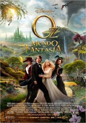 Oz, un mundo de fantasía caretl