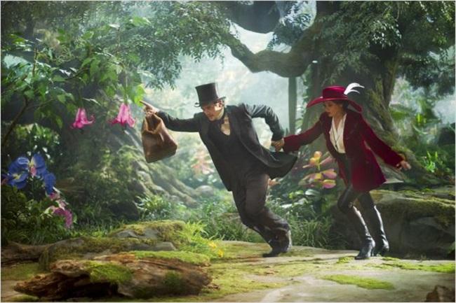 Oz, un mundo de fantasía imagen 1