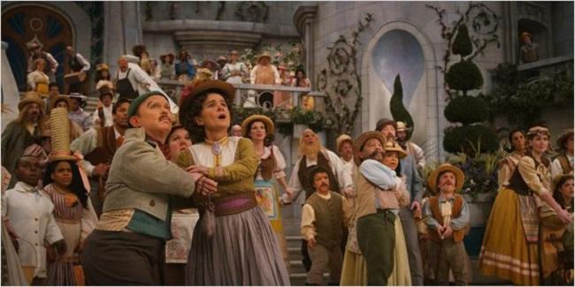 Oz, un mundo de fantasía imagen 3