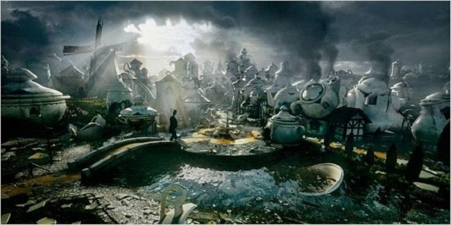 Oz, un mundo de fantasía imagen 5